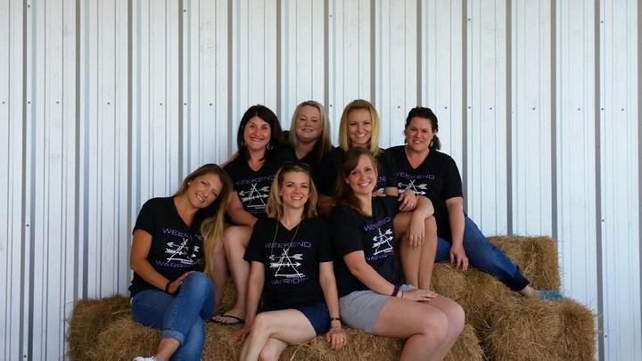 Girls Weekend In Fredricksburg, Tx T-Shirt Photo