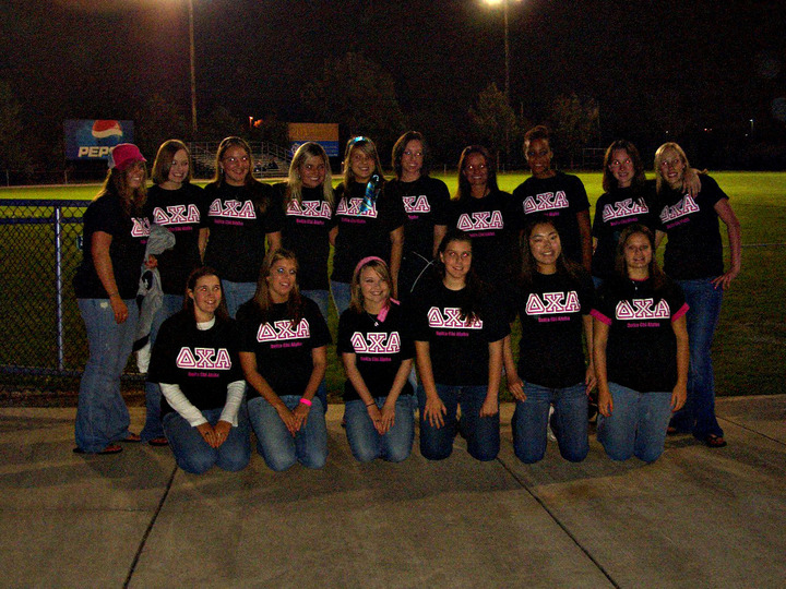 Delta Chi Alpha T-Shirt Photo
