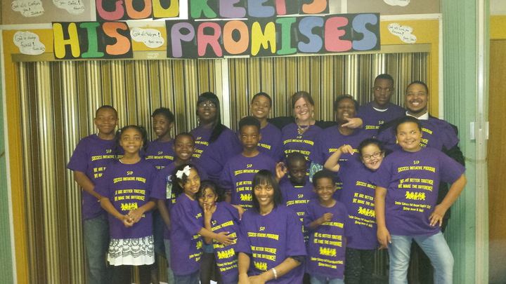 S.I.P: Success Initiative Program T-Shirt Photo