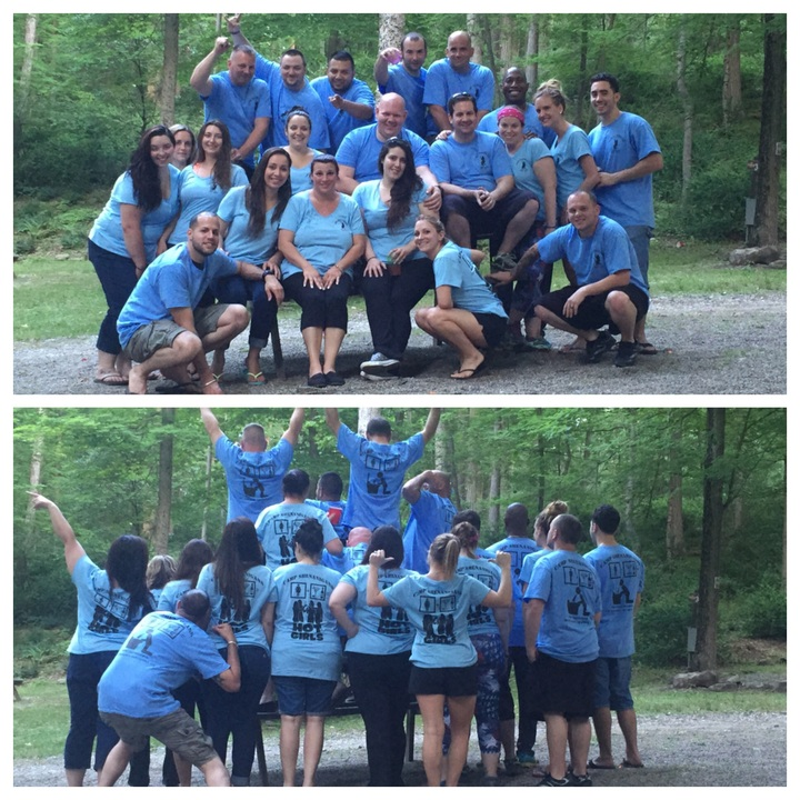 Camp Shenanigans 2015 T-Shirt Photo