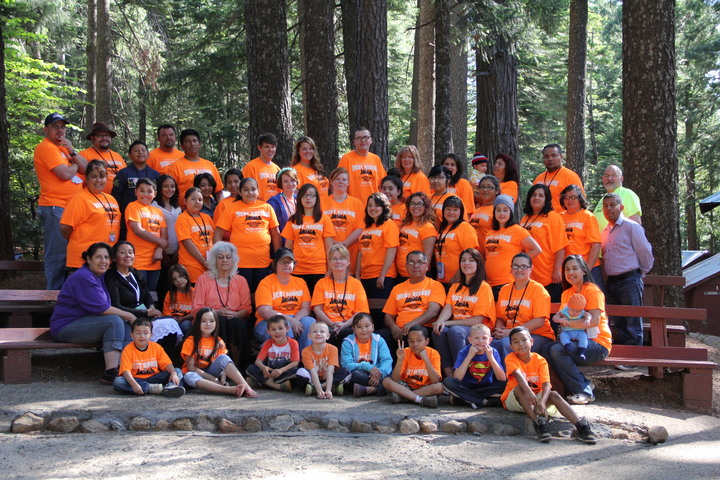 The Church Of God Family Camp T-Shirt Photo
