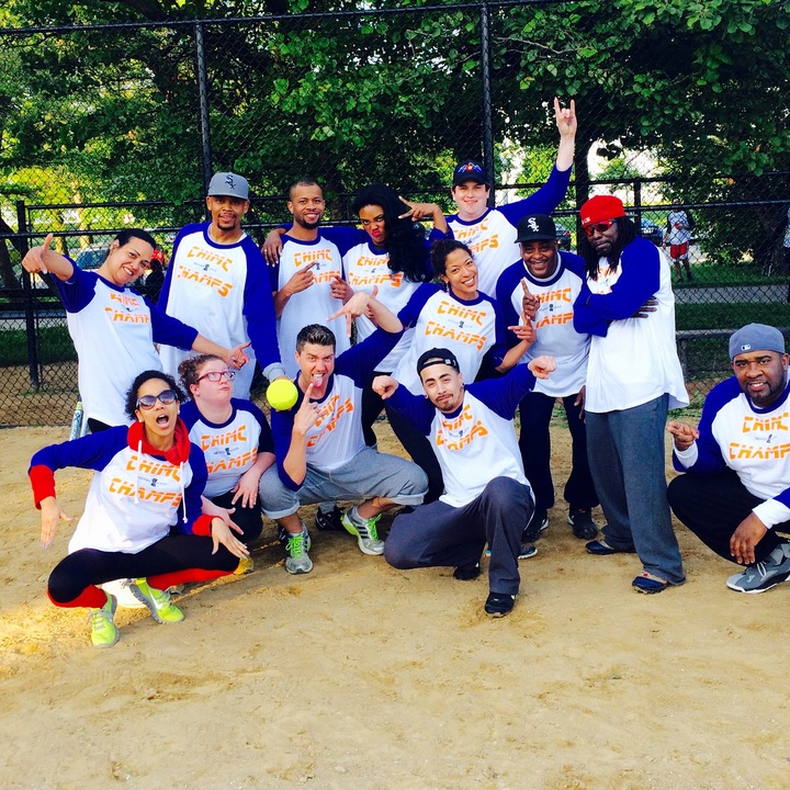 Winning Spirit T-Shirt Photo