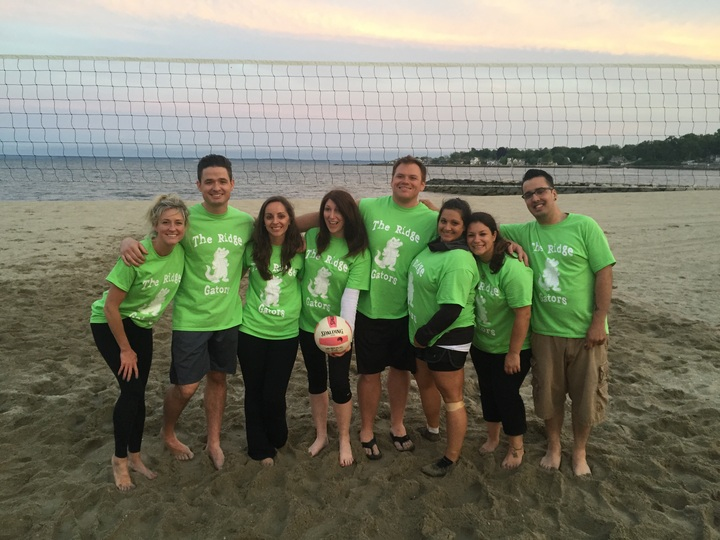 Beach Volleyball 2015 T-Shirt Photo