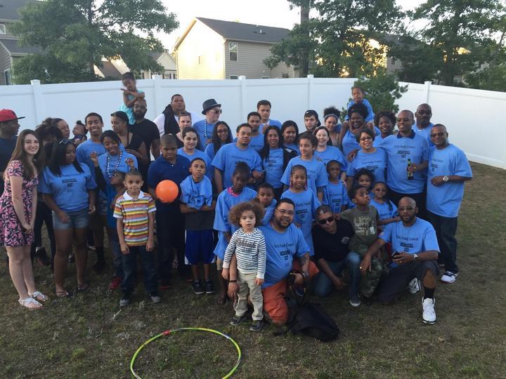 Ortiz Family Cookout 2015 T-Shirt Photo