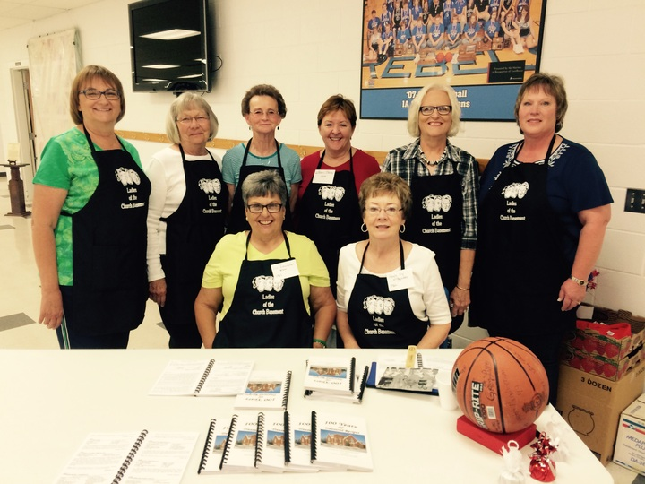 Ladies Of The Church Basement T-Shirt Photo