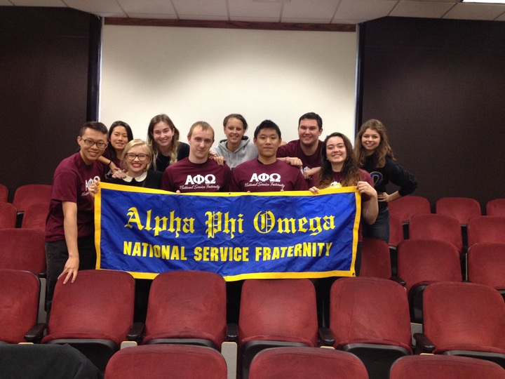 Apo's New Pledge Class T-Shirt Photo