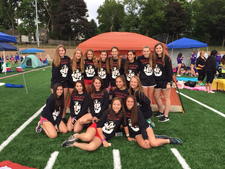 Relay For Life Ramsey High School T-Shirt Photo