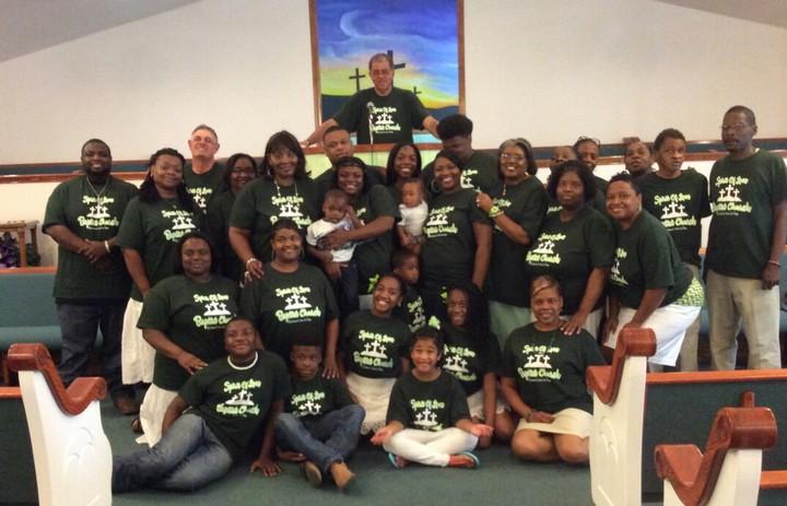 Spirit Of Love Baptist Church T-Shirt Photo