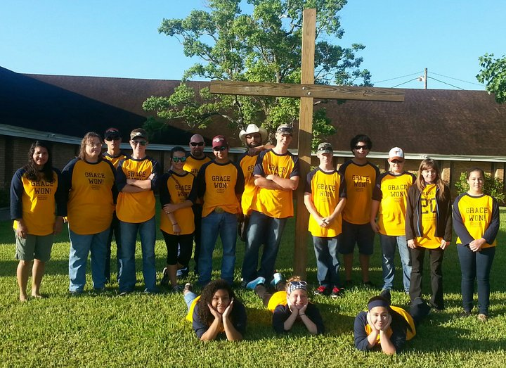 Retama Park Baptist Youth Group T-Shirt Photo