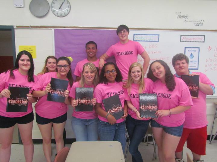 Dover High School Yearbook  T-Shirt Photo
