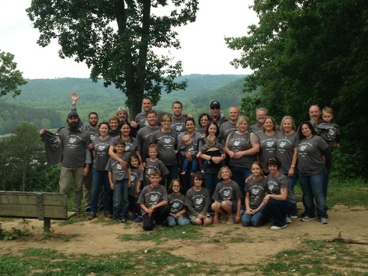 Sabin Family Reunion T-Shirt Photo
