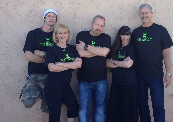 Alien Encounter Research Team T-Shirt Photo