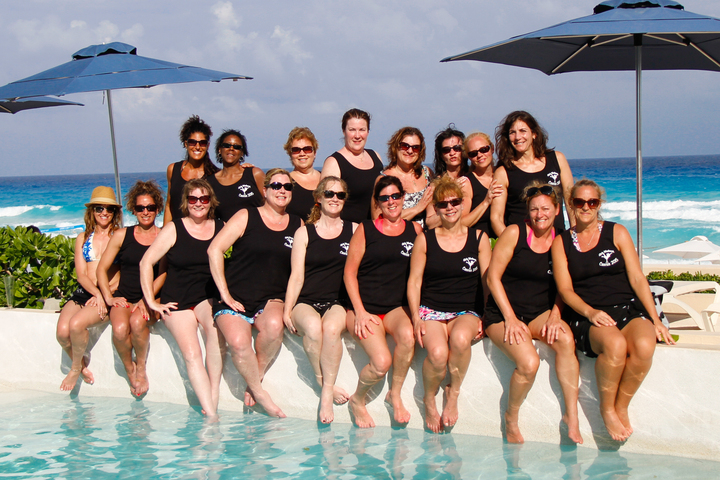 Girls Weekend In Cancun T-Shirt Photo