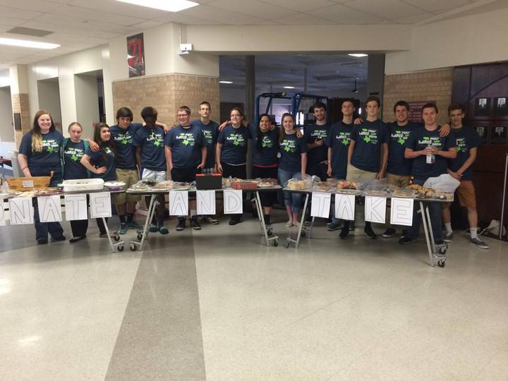 Team Dallas Bake Sale Fundraiser T-Shirt Photo