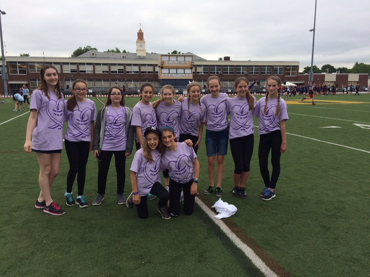 Relay For Life 2015 Ramsey, Nj T-Shirt Photo