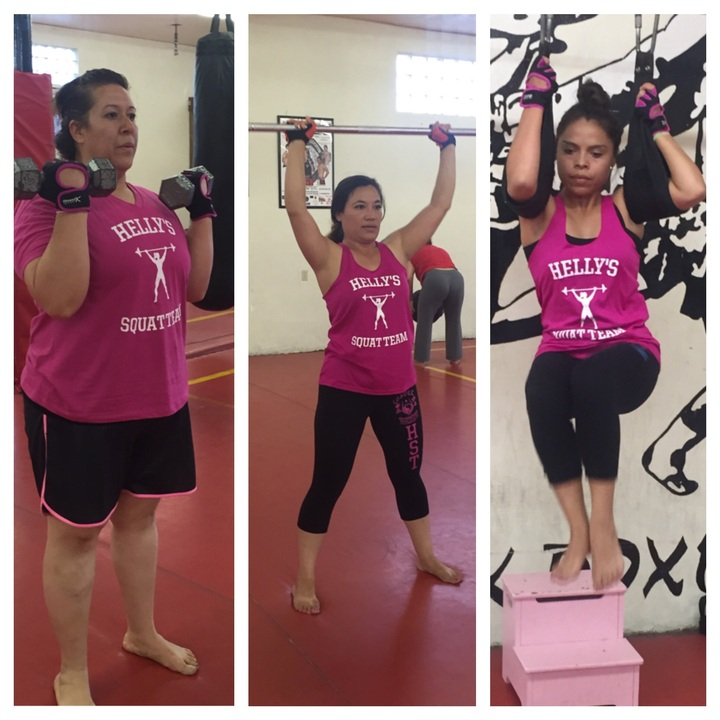 Ladies Empowering Each Other!  T-Shirt Photo