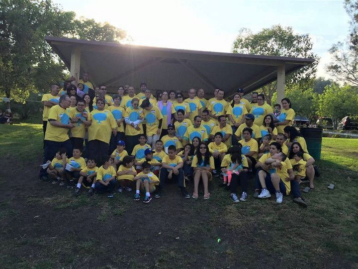 Ibarra Family Reunion 2015 T-Shirt Photo