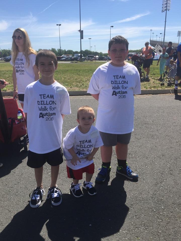 Team Dillon T-Shirt Photo