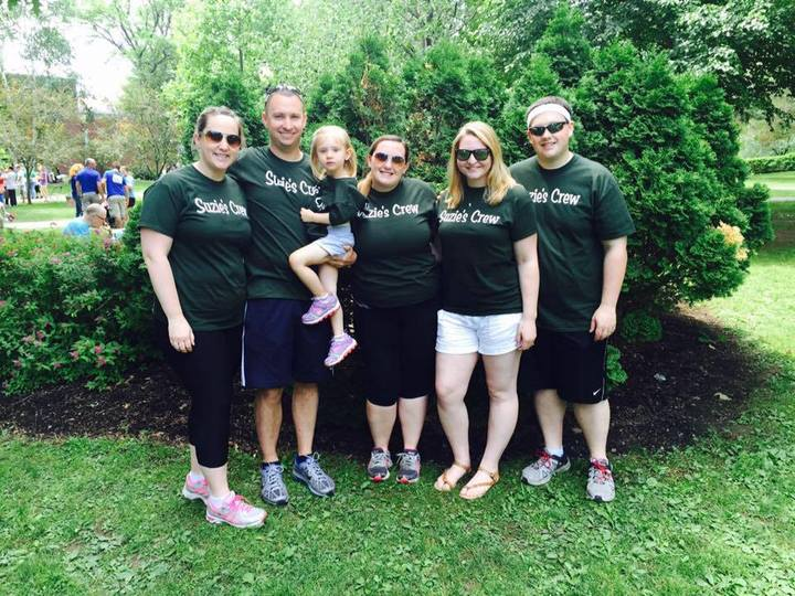 Hospice Walk 2015 T-Shirt Photo