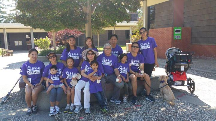 Team Lamsters Fight To End Lupus T-Shirt Photo