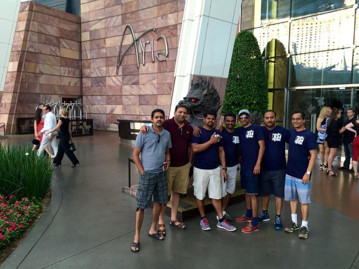 Vegas Boyzzz  T-Shirt Photo