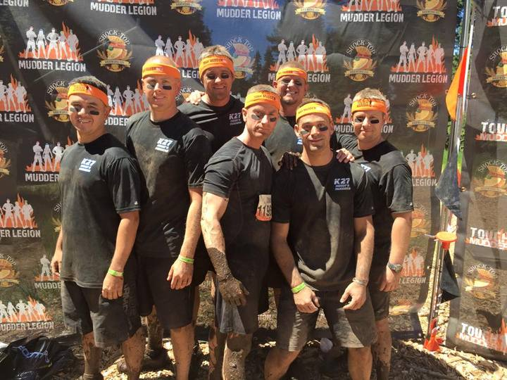 K27 Moody's Mudders T-Shirt Photo
