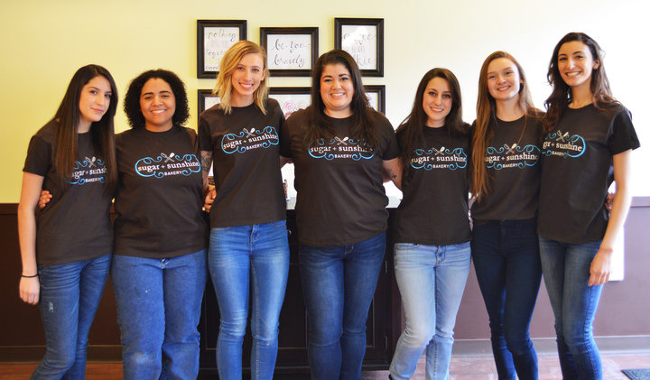The Cupcake Crew T-Shirt Photo