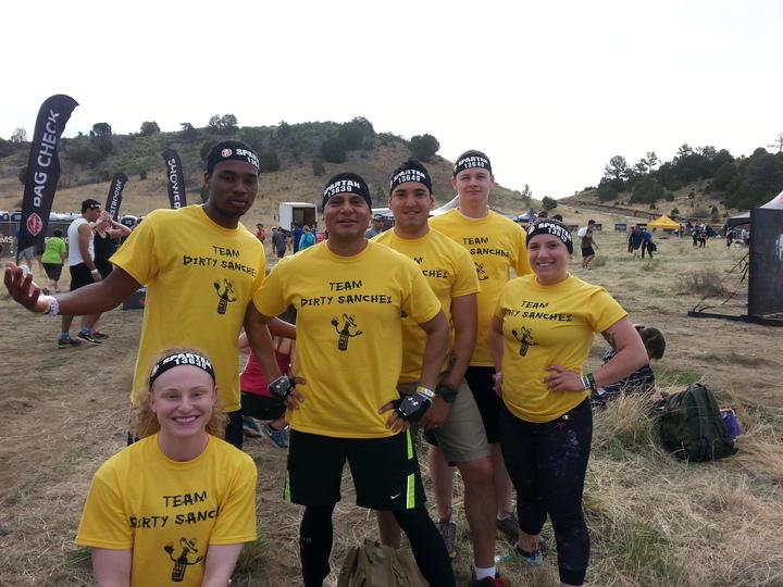 Team Dirty T-Shirt Photo
