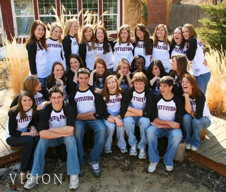 Littleton Seniors T-Shirt Photo