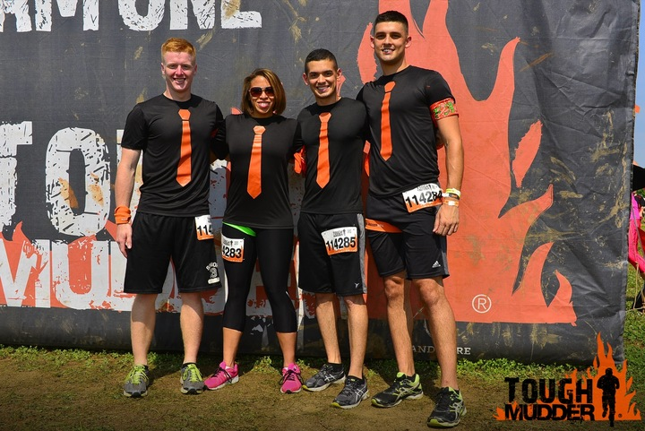 Virgina 2015 Tough Mudder  T-Shirt Photo