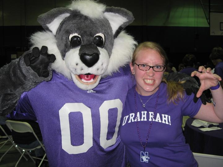 Go Wildcats! Grrrr! T-Shirt Photo