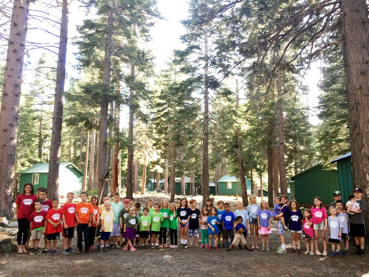 Kids Of Family Camp 2015 T-Shirt Photo