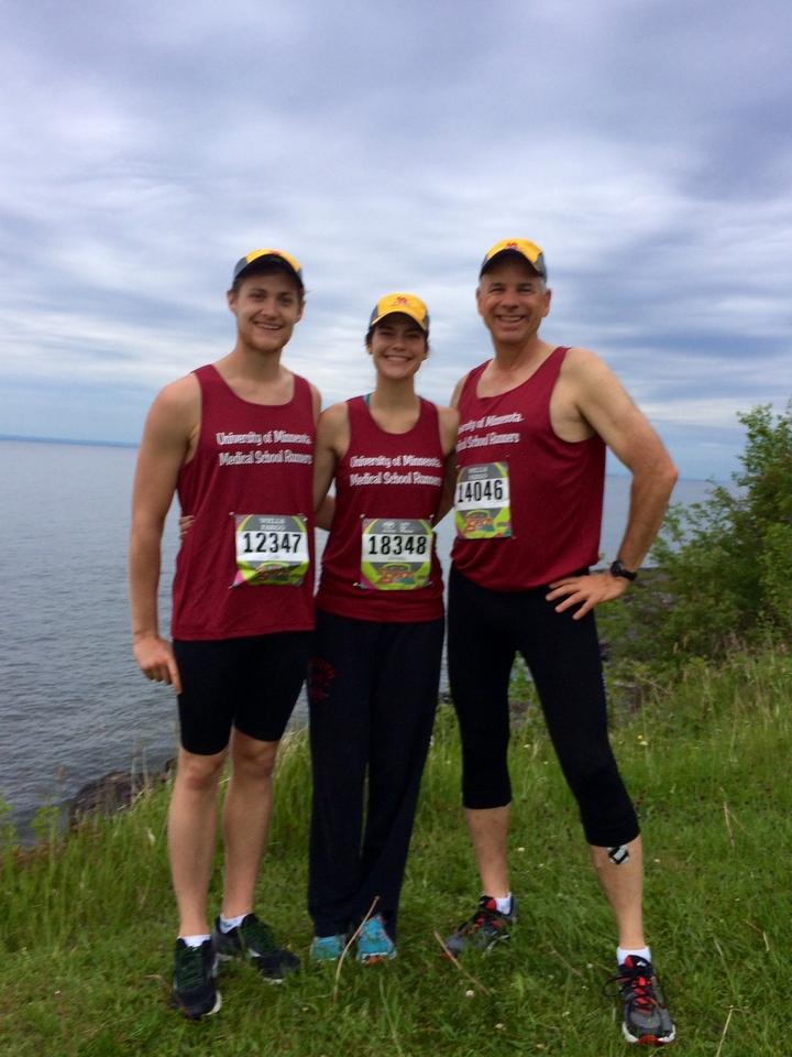Garry Bjorklund Half Marathon T-Shirt Photo