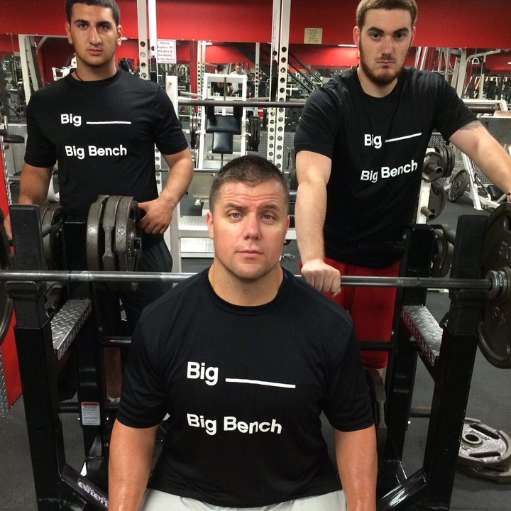What We Wear On Bench Day T-Shirt Photo