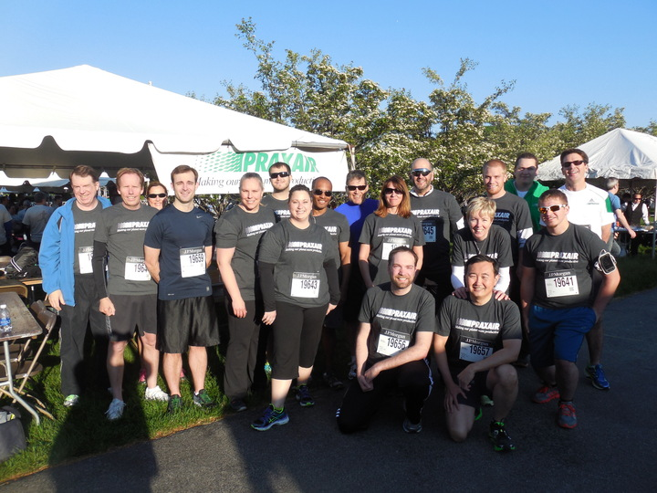 2015 Jp Morgan Corp. Challenge In Chicago T-Shirt Photo