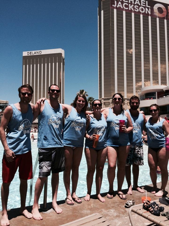 Vegas Weekend T-Shirt Photo