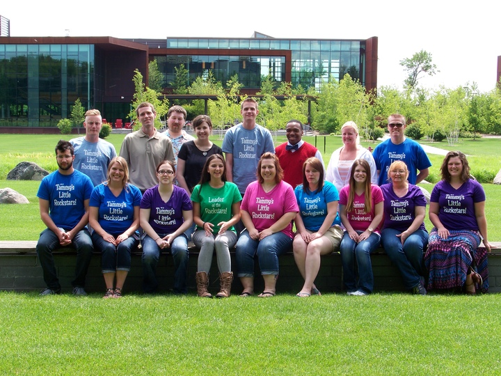Microsoft Slg Rockstars! T-Shirt Photo