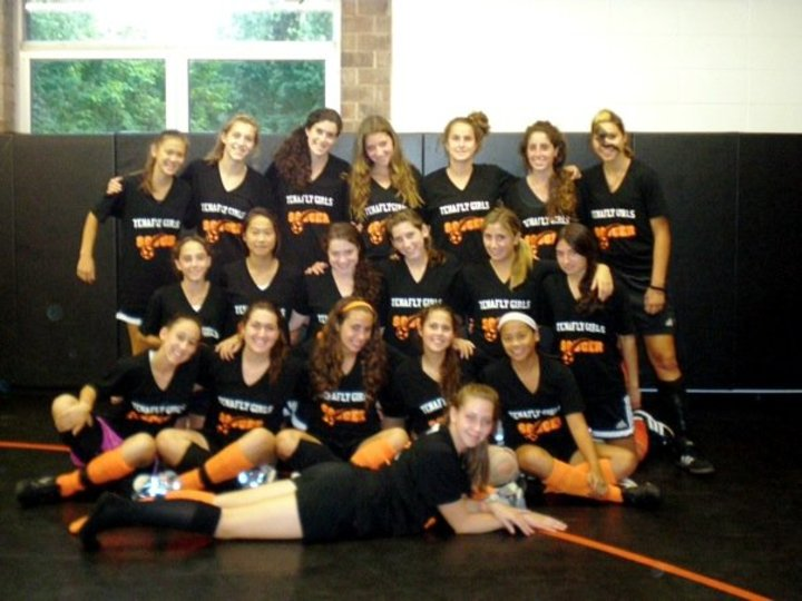 Tenafly Girls Soccer 08! T-Shirt Photo
