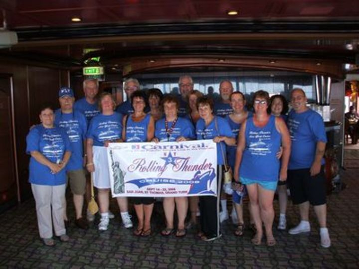 Cruising For Fun And Relaxation T-Shirt Photo