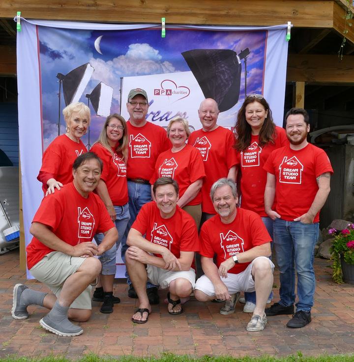 Ppa Charities Dream Studio Team T-Shirt Photo
