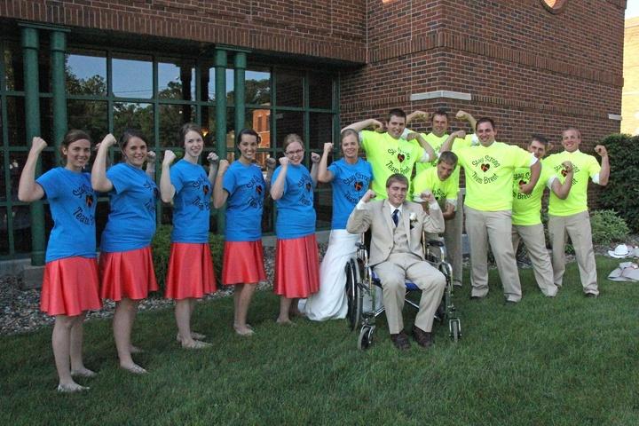 Team Brent!! T-Shirt Photo