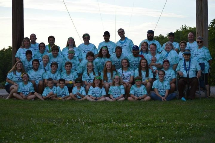 Family Reunion 2015 T-Shirt Photo