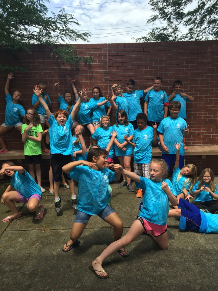 Art Camp Kiddos  T-Shirt Photo