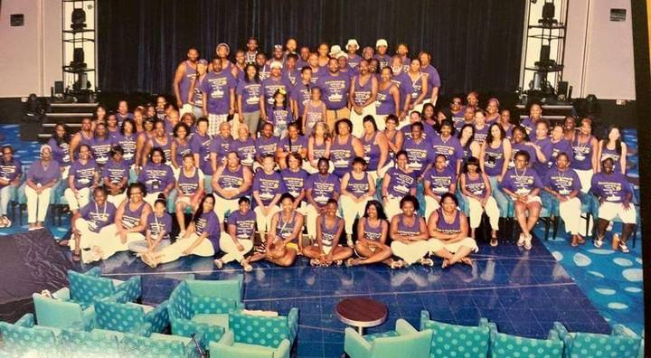 Family & Friends On The Carnival Sunshine 2015 T-Shirt Photo