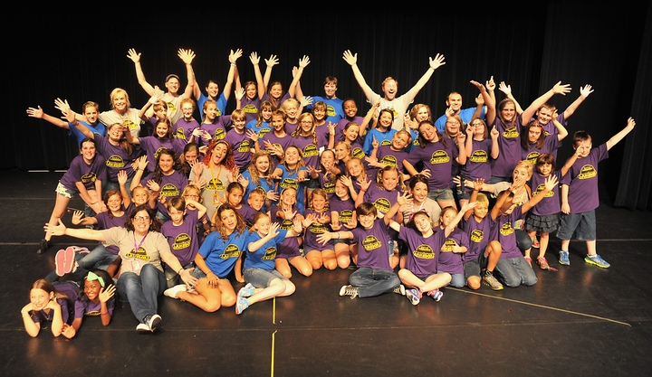 The Company Of Blue Plate Broadway 2015 T-Shirt Photo