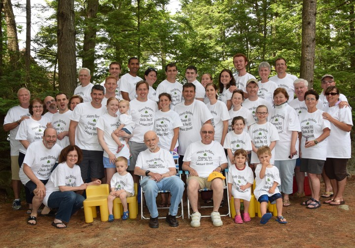 Leonards On The Lake 2015 T Shirt Photo