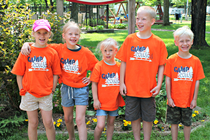 Camp Cousins T-Shirt Photo