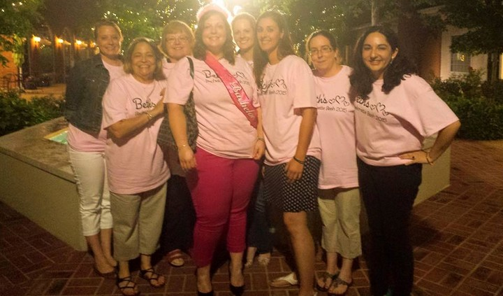 Beth's Bachelorette Party T-Shirt Photo