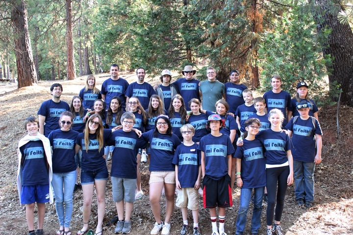 Middle School Youth Summer Camp 2015 T-Shirt Photo