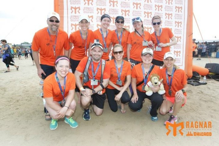 Ragnar Chicago 2015 T-Shirt Photo